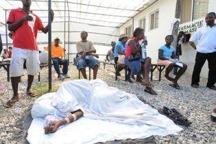 На Гаити от холеры умерли уже 235 человек