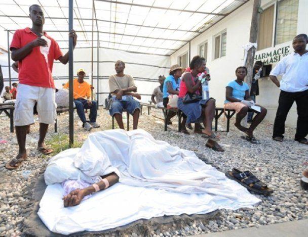 От холеры на Гаити погибли уже 1600 человек