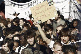Франция подсчитала ежедневные убытки от забастовок