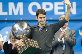 Федерер сравнялся с Сампрасом по количеству побед