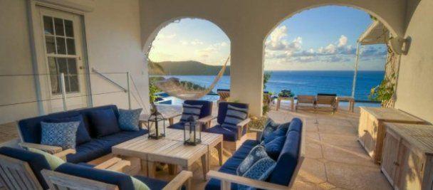 У Карибському морі здається в оренду розкішний острів