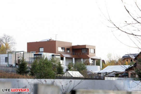 Будинок Івана Урганта