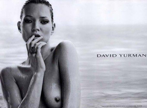 Кейт Мосс рекламує власне вбрання
