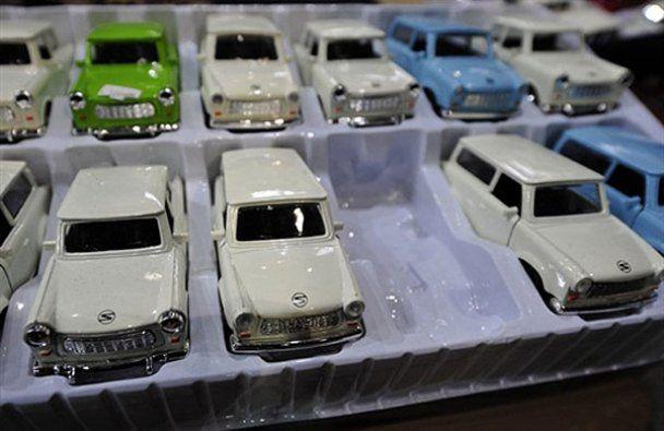 Выставка ретро-автомобилей в Будапеште