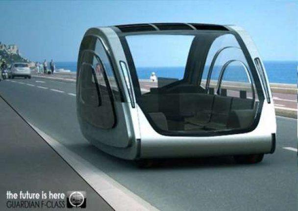 Створено авто зі штучним інтелектом: на водіння можна не відволікатись