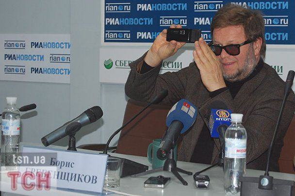 Гребенщиков у Києві розповів про шкідливі звички
