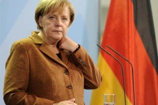У надісланій Ангелі Меркель посилці виявили вибухівку