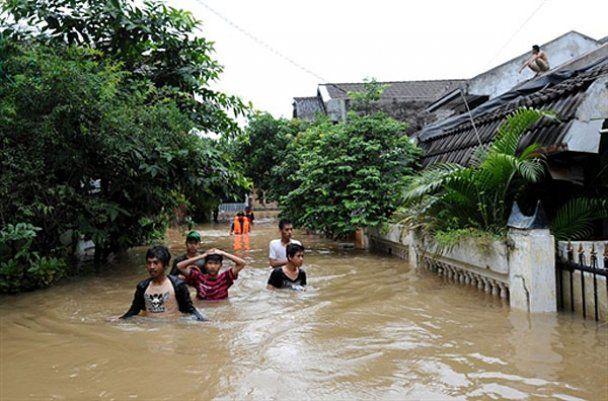Новые жертвы цунами в Индонезии: волны стерли с лица земли целые села