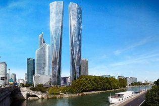 "Архитектор ""Москва-Сити"" построит башни-близнецы в Париже"
