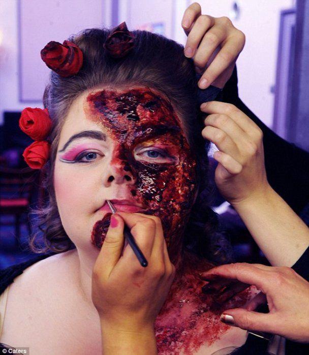 В Англії одружилися зомбі