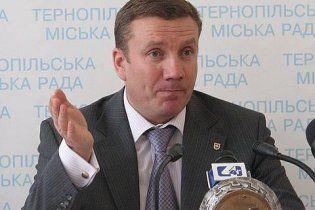 Мэр Тернополя заявил о покушении на себя
