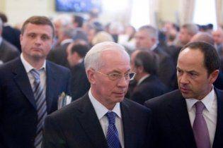 """Азаров і Тігіпко закликали """"всі здорові сили суспільства"""" об'єднуватися"""