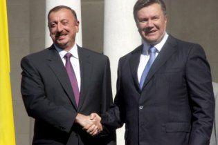 У Київ прибув президент Азербайджану