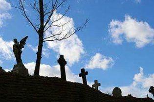 """Безкоштовними місцями на цвинтарі """"порадувала"""" Полтава чорнобильців"""