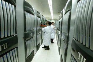 В Китае запущен самый мощный суперкомпьютер
