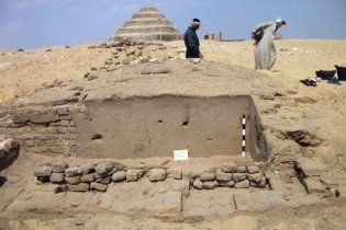 На юге Египта произошло землетрясение