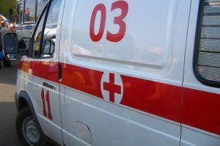 В Кременчуге школьница на уроке физкультуры сломала позвоночник