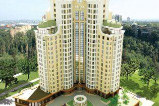 У Донецьку побудують рекордно дорогий елітний будинок