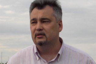 Глава луганських націоналістів попросив політичного притулку за кордоном