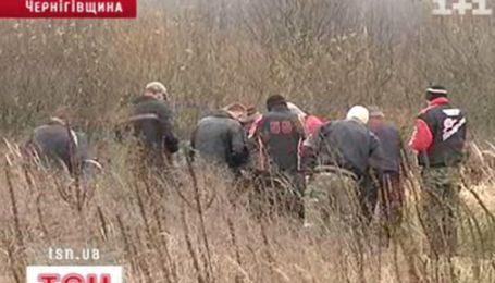 Спасатели в поисках бабушки-грибницы