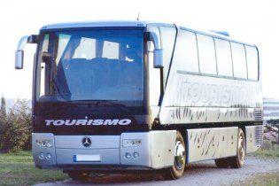 В Чехии задержали угнанный автобус с 20 украинскими школьниками