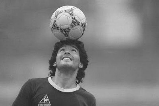 Диего Марадона празднует 50-летие