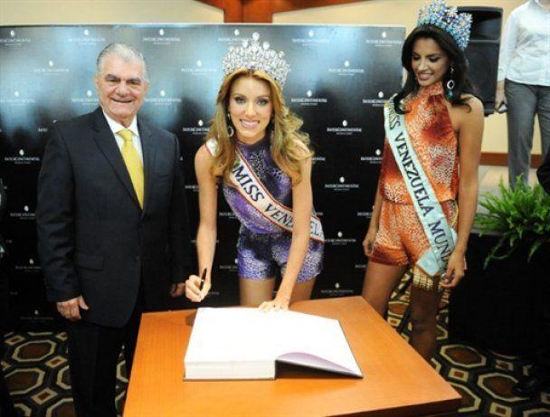 """Корона """"Мисс Мира-2010"""" досталась американке"""