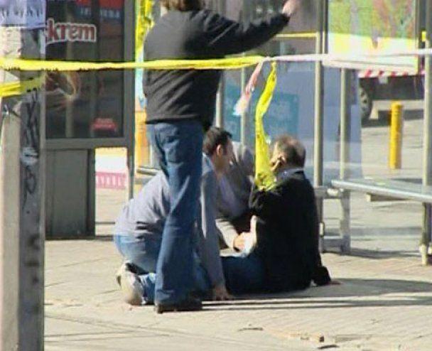 Смертник підірвав себе у туристичному центрі Стамбула