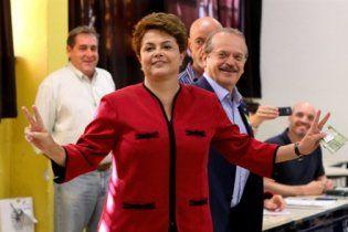 Президентом Бразилии может впервые стать женщина