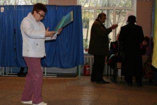 ПР: на виборах у Донецьку буянив п'яний Бандера