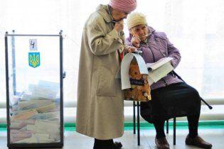 Майже половина українців не бажає ходити на вибори