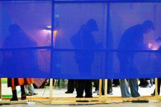 Підрахунок голосів: Партія регіонів набирає в Криму більше 52%