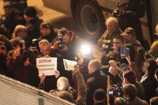 Російська опозиція вперше провела законний мітинг проти Путіна