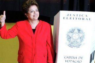 Новым президентом Бразилии стала женщина