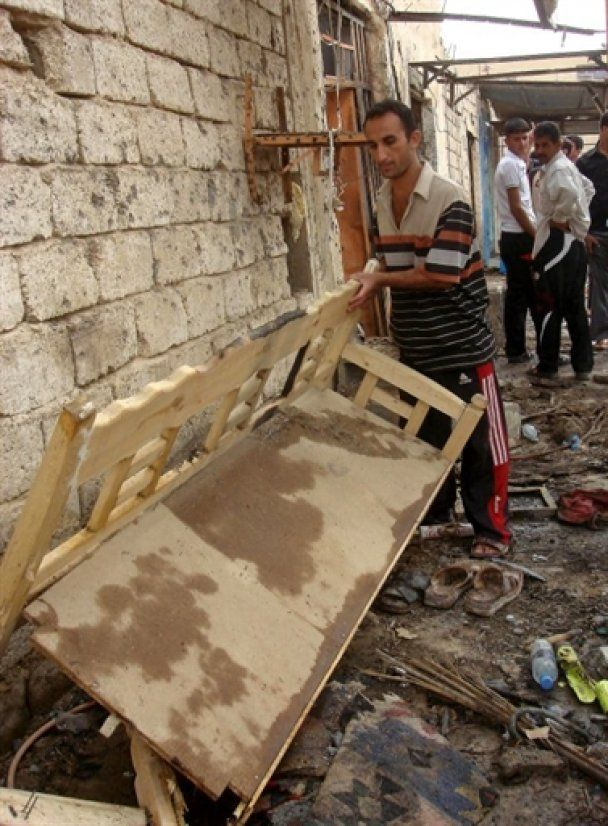 """Аль-Каїда"" визнала, що заручники у храмі Багдада - справа її рук"