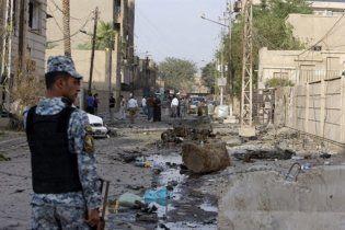 В Іраку теракт вчинив смертник в інвалідній колясці