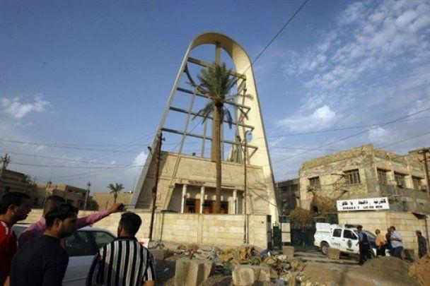 Під час штурму церкви у Багдаді загинули 44 людини