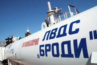 Нефтепровод Одесса-Броды загрузят на 100%