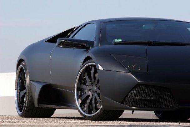 """Немцы создали """"янычарский"""" Lamborghini Murcielago LP 640"""