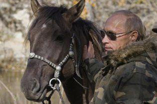 Путін закликав віддавати браконьєрів на розтерзання тиграм