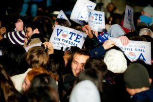 В США стартуют выборы в Конгресс