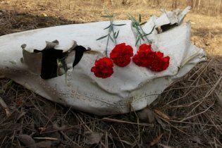 На місці авіакатастрофи під Смоленськом встановлять пам'ятник