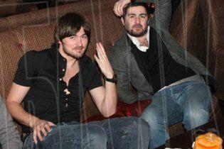 Мілевський відсвяткував свій покер у нічному клубі