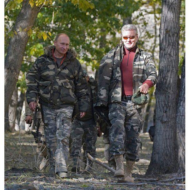 Путін оприлюднив особисті фото