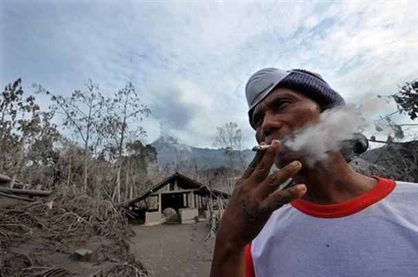 Через вулкан в Індонезії вже загинули 240 людей