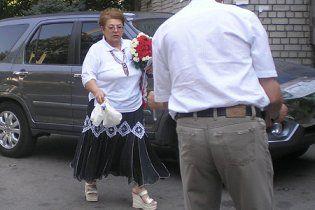 Тітка Тимошенко пройшла до Дніпропетровської облради