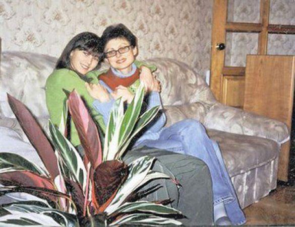 Ірина Горіна з донькю_2