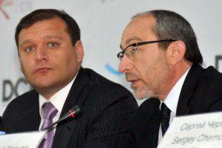 Добкин уже объявил Кернеса мэром Харькова