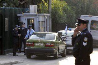 Біля посольства Росії в Афінах спрацювала бомба