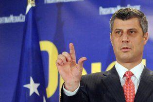 Парламент Косово відправив у відставку уряд Хашима Тачі
